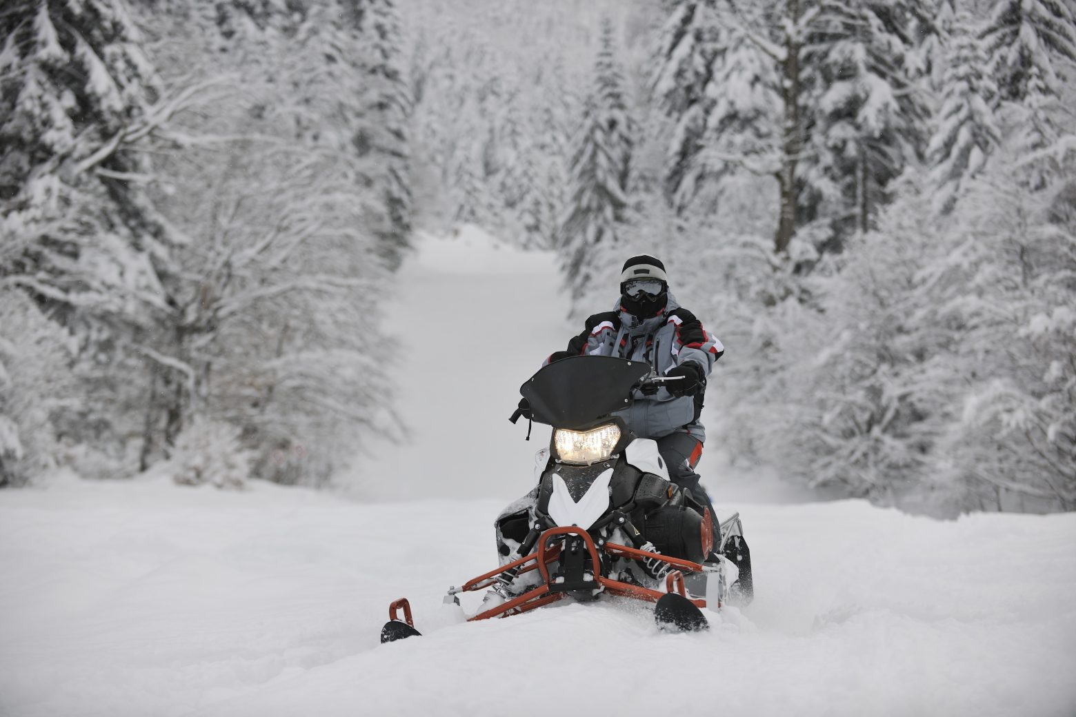Don't Get Left Out In The Cold During The Next Michigan Winter! 3 Reasons Why You Should Own A Snowmobile